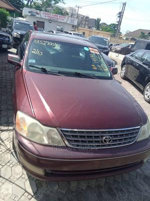 Toyota Avalon 2004 XL Red | Cars for sale in Lagos State, Ajah
