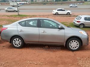 Nissan Versa 2014 Gray | Cars for sale in Kaduna State, Kaduna / Kaduna State