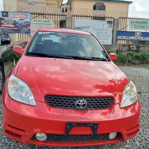 Toyota Matrix 2003 Red | Cars for sale in Kwara State, Ilorin West