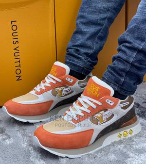 Original Louis Vuitton Sneakers   Shoes for sale in Lagos State, Apapa