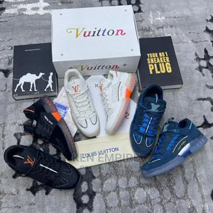 Diffrence Original Louis Vuitton Sneakers   Shoes for sale in Lagos State, Apapa