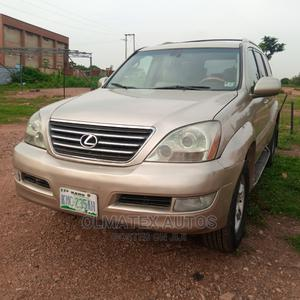 Lexus GX 2008 470 Sport Utility Gold   Cars for sale in Abuja (FCT) State, Central Business Dis