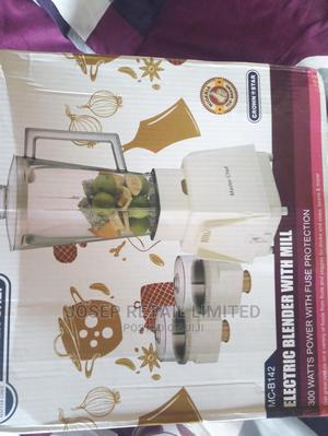Powerful Blender and Grinder With Two Mills by Master Chef   Kitchen Appliances for sale in Oyo State, Ibadan