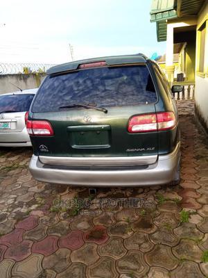 Toyota Sienna 2002 XLE Green   Cars for sale in Ogun State, Ilaro