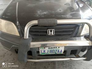 Honda CR-V 2003 Black | Cars for sale in Abuja (FCT) State, Nyanya