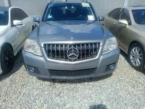 Mercedes-Benz GLK-Class 2010 350 4MATIC Gray   Cars for sale in Lagos State, Ogba