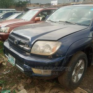 Toyota 4-Runner 2004 Blue   Cars for sale in Oyo State, Ibadan