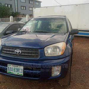 Toyota RAV4 2002 Blue   Cars for sale in Oyo State, Ibadan