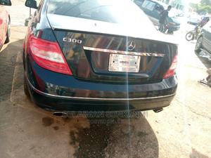 Mercedes-Benz C300 2008 Black | Cars for sale in Lagos State, Alimosho