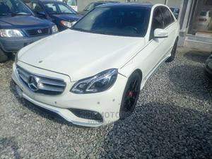 Mercedes-Benz E350 2012 White   Cars for sale in Lagos State, Ogba