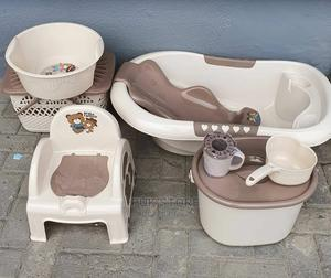 Baby Bath Set | Baby & Child Care for sale in Lagos State, Ikoyi