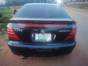 Mercedes-Benz C230 2006 Blue   Cars for sale in Abuja (FCT) State, Jabi