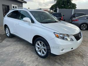 Lexus RX 2010 350 White | Cars for sale in Lagos State, Ogba