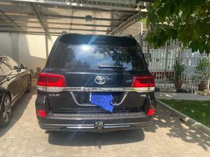 Toyota Land Cruiser 2018 5.7 V8 VXR Black | Cars for sale in Abuja (FCT) State, Gwarinpa