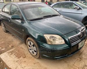 Toyota Avensis 2005 Green | Cars for sale in Lagos State, Ogba