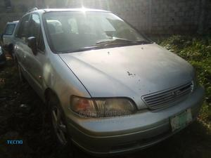 Honda Odyssey 2002 Silver | Cars for sale in Lagos State, Yaba