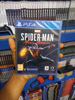 Ps4 Spider-Man Miles Morals   Video Games for sale in Lagos State, Ikeja