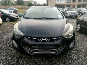 Hyundai Elantra 2013 Black | Cars for sale in Abuja (FCT) State, Central Business Dis