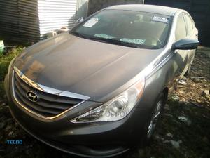 Hyundai Sonata 2013 Gray | Cars for sale in Lagos State, Yaba
