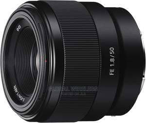 Sony Alpha FE 50mm F/1.8 Standard Lens   Accessories & Supplies for Electronics for sale in Lagos State, Ikeja