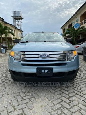 Ford Edge 2008 Blue | Cars for sale in Lagos State, Lekki