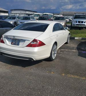 Mercedes-Benz CLS 2008 55 AMG White   Cars for sale in Rivers State, Port-Harcourt