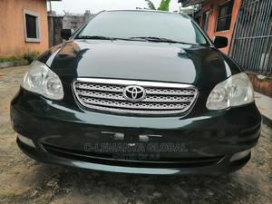 Toyota Corolla 2006 1.6 VVT-i Green | Cars for sale in Rivers State, Port-Harcourt