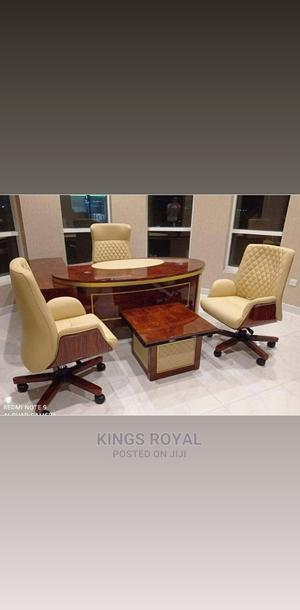 Executive Office Table With | Furniture for sale in Lagos State, Lekki