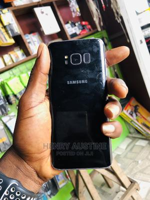 Samsung Galaxy S8 64 GB Black | Mobile Phones for sale in Bayelsa State, Yenagoa