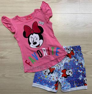 Girls Top With Bum Short | Children's Clothing for sale in Lagos State, Abule Egba