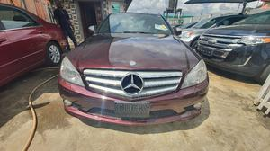 Mercedes-Benz C300 2009 Red   Cars for sale in Lagos State, Alimosho