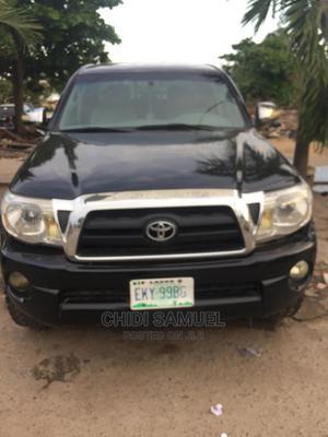 Toyota Tacoma 2006 Black | Cars for sale in Lagos State, Amuwo-Odofin