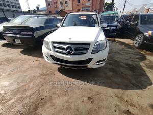 Mercedes-Benz GLK-Class 2013 350 SUV White   Cars for sale in Lagos State, Ikeja
