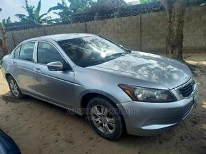 Honda Accord 2008 Silver | Cars for sale in Lagos State, Badagry