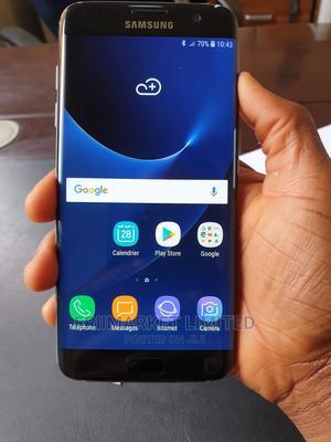 Samsung Galaxy S7 edge 32 GB Black | Mobile Phones for sale in Edo State, Auchi