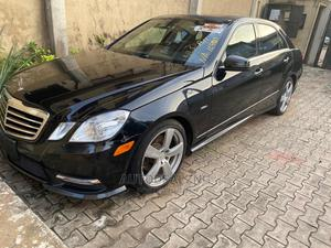 Mercedes-Benz E350 2012 Black   Cars for sale in Lagos State, Ojota