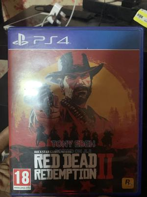 Red Dead Redemption 2 | Video Games for sale in Edo State, Auchi