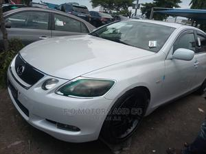 Lexus GS 2010 350 White | Cars for sale in Lagos State, Apapa
