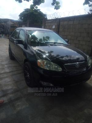 Toyota Corolla 2005 LE Black | Cars for sale in Lagos State, Isolo