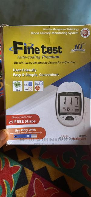 Blood Sugar Test and Sphygmomanometer   Medical Supplies & Equipment for sale in Osun State, Osogbo