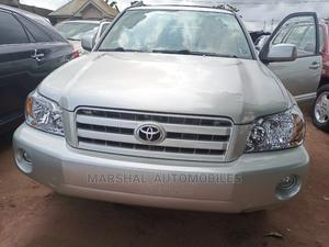 Toyota Highlander 2005 Gold | Cars for sale in Edo State, Benin City