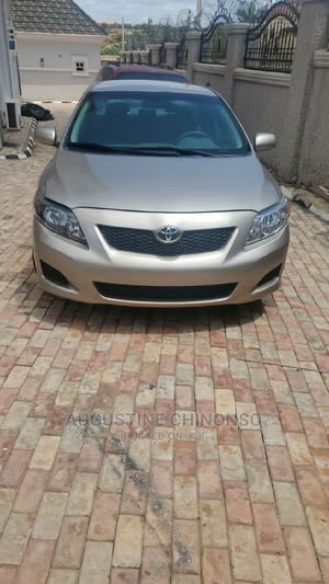 Toyota Corolla 2010 Gold | Cars for sale in Abuja (FCT) State, Lokogoma