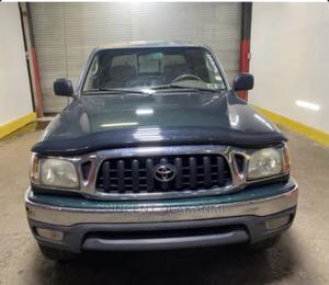 Toyota Tacoma 2004 Double Cab V6 4WD Green   Cars for sale in Kwara State, Ilorin West