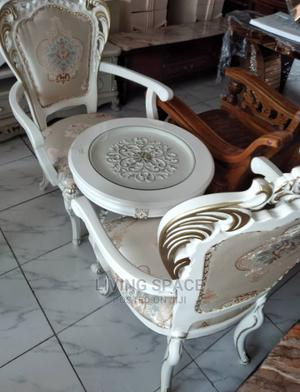 Royal Console Chairs With Coffee Table | Furniture for sale in Lagos State, Lekki