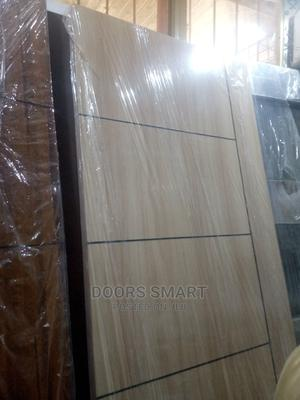 Crafted HDF Doors | Doors for sale in Lagos State, Mushin