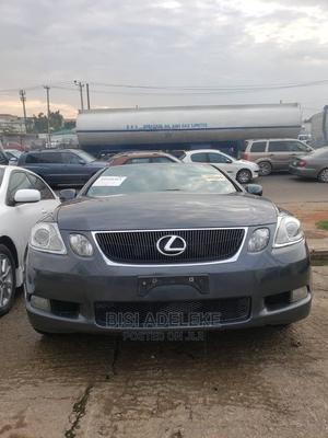 Lexus GS 2006 300 AWD Gray   Cars for sale in Lagos State, Ikeja