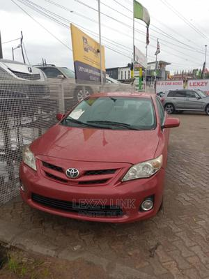 Toyota Corolla 2012 Red | Cars for sale in Lagos State, Ajah