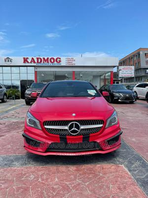 Mercedes-Benz CLA-Class 2014 Red | Cars for sale in Lagos State, Lekki