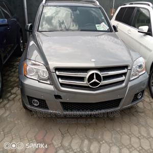 Mercedes-Benz GLK-Class 2011 350 4MATIC Gray   Cars for sale in Lagos State, Amuwo-Odofin