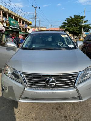 Lexus RX 2014 Silver   Cars for sale in Lagos State, Ikeja
